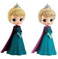 Q posket Disney Characters エルサ Coronation Style