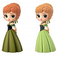 Q posket Disney Characters Anna Coronation Style