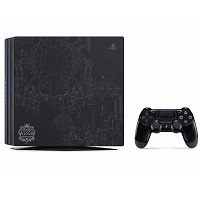 PS4 PlayStation4 Pro KINGDOM HEARTS III LIMITED EDITION