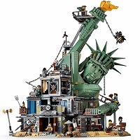 LEGO 70840 ボロボロシティ