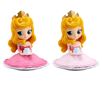 Q posket SUGIRLY Disney Characters オーロラ姫