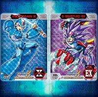 カードダス ロックマンX ギガミッション