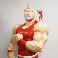 Muscular Collection EX 等身大 キン肉マン