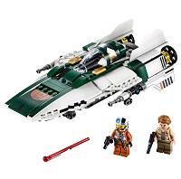 LEGO 75248 レジスタンス A-ウィング スターファイター