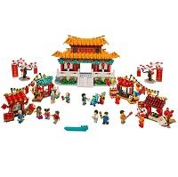 LEGO 80105 春節のお祝い チャイニーズフェスティバル