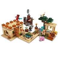 LEGO 21160 イリジャーの襲撃 マインクラフト