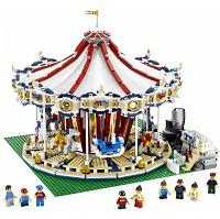 LEGO 10196 メリーゴーランド