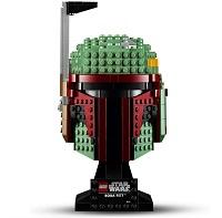 LEGO 75277 ボバ フェットのヘルメット