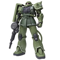 GUNDAM FIX FIGURATION METAL COMPOSITE MS-06C ザクII C型