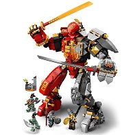 LEGO 71720 巨神メカ ファイヤーストーン