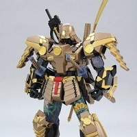 MG 1/100 武者ガンダムMk-Ⅱ 徳川家康Ver