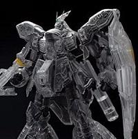 MG 1/100 MSN-04 サザビー Ver.Ka メカニカルクリア