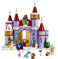 LEGO 43180 ベルのお城のウィンターパーティー