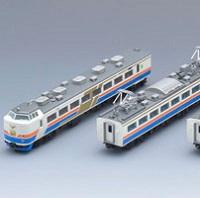 TOMIX 98924 JR 485系特急電車 かがやき きらめき