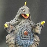 大怪獣シリーズ 宇宙大怪獣 ベムスター 少年リック限定版