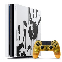 PS4 PlayStation 4 Pro DEATH STRANDING LIMITED EDITION