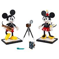 LEGO 43179 ミッキーマウス&ミニーマウス
