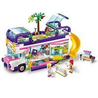 LEGO 41395 フレンズのうきうきハッピー・バス