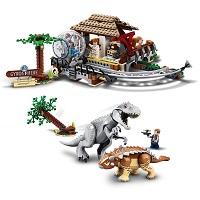 LEGO 75941 インドミナス レックス vs. アンキロサウルス