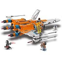 LEGO 75273 ポー・ダメロンのXウイング・ファイター