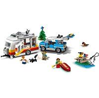 LEGO 31108 ホリデーキャンプワゴン