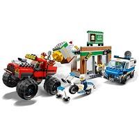 LEGO 60245 ポリス モンスタートラック強盗