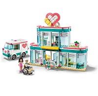 LEGO 41394 ハートレイクシティの病院