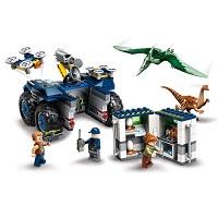 LEGO 75940 ガリミムスとプテラノドンの脱走