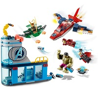 LEGO 76152 怒れるロキ