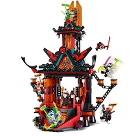LEGO 71712 ニンジャゴー マッドキング神殿