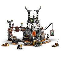LEGO 71722 魔界の砦 スカルジャイル