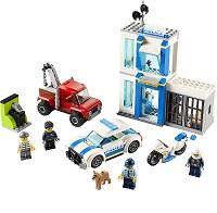 LEGO 60270 シティポリス スターターボックス