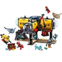 LEGO 60265 海の探検隊 海底探査基地
