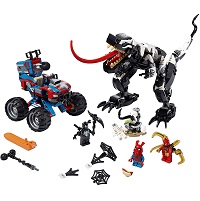 LEGO 76151 ヴェノムサウルスの奇襲