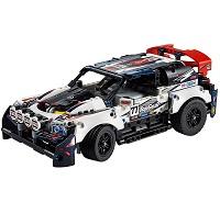 LEGO 42109 テクニック トップギア・ラリーカー アプリコントロール