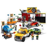 LEGO 60258 車の修理工場