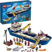 LEGO 60266 海の探検隊 海底探査船