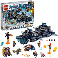 LEGO 76153 アベンジャーズ ヘリキャリア