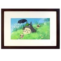 Cel Art Print From Studio Ghibli となりのトトロ