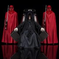 S.H.フィギュアーツ パルパティーン皇帝 Emperor's Throne Set