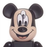 BE@RBRICK MICKEY MOUSE chicken little 400%