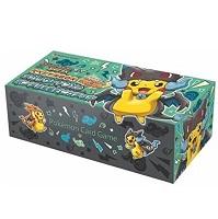 ポケモンカードゲームXY BREAK メガリザードンXのポンチョを着たピカチュウ スペシャルBOX