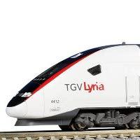 10-1325 TGV Lyria リリア 10両