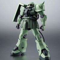 ROBOT魂 SIDE MS MS-06F-2 ザクII F2型 ver. A.N.I.M.E.