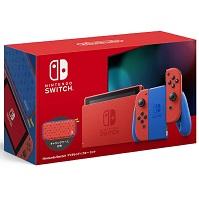 Nintendo Switch マリオレッド × ブルー セット