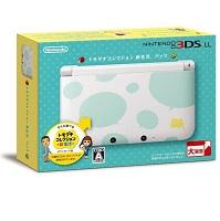 ニンテンドー 3DSLL トモダチコレクション 新生活 パック