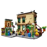 LEGO 21324 セサミストリート
