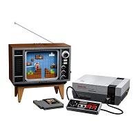 LEGO 71377 Nintendo Entertainment System