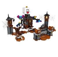LEGO 71377 バサバサとキングテレサのやしきチャレンジ