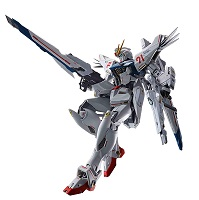 METAL BUILD ガンダムF91 CHRONICLE WHITE Ver